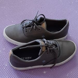 Sperry drop-side memory foam